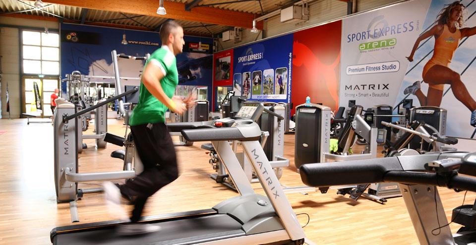 sportexpress arena ehingen premium fitness studio. Black Bedroom Furniture Sets. Home Design Ideas